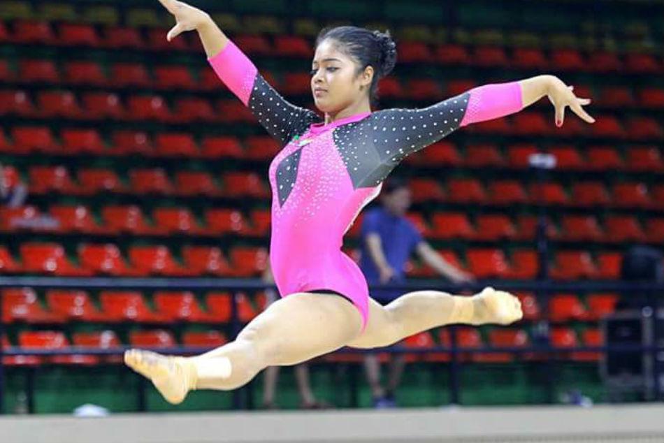 Pranati Nayak wins bronze at Asian Artistic Gymnastic Championships - myKhel