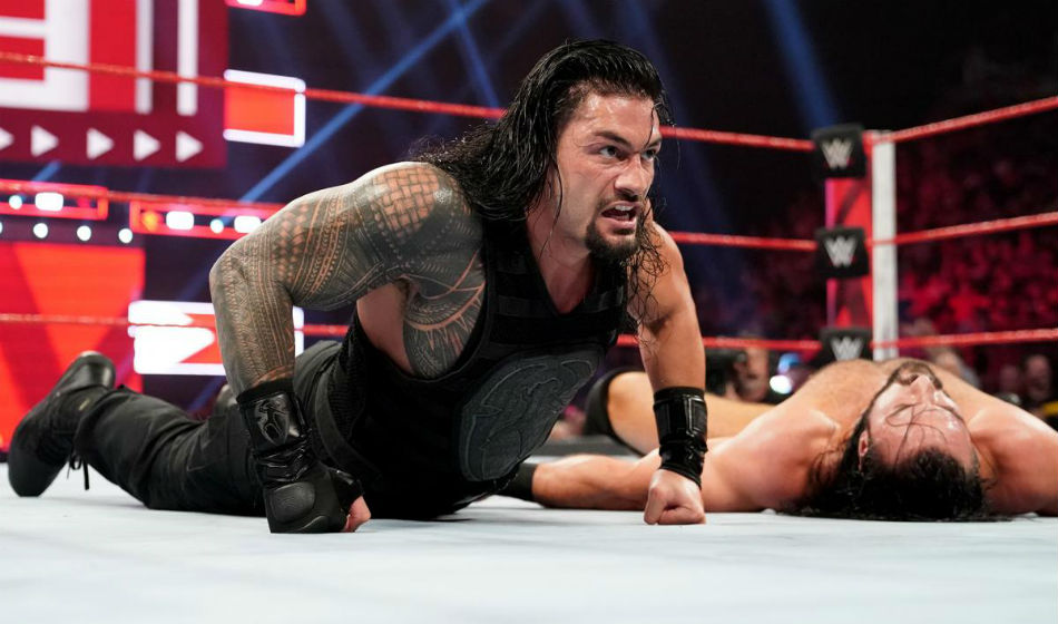 Revealed Potential Opponent For Roman Reigns At Wwe Summerslam