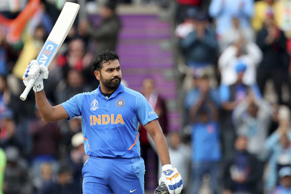 Rohit Sharma made his 23rd ODI hundred to help India score a 6-wicket win over South Africa in the ICC World Cup 2019