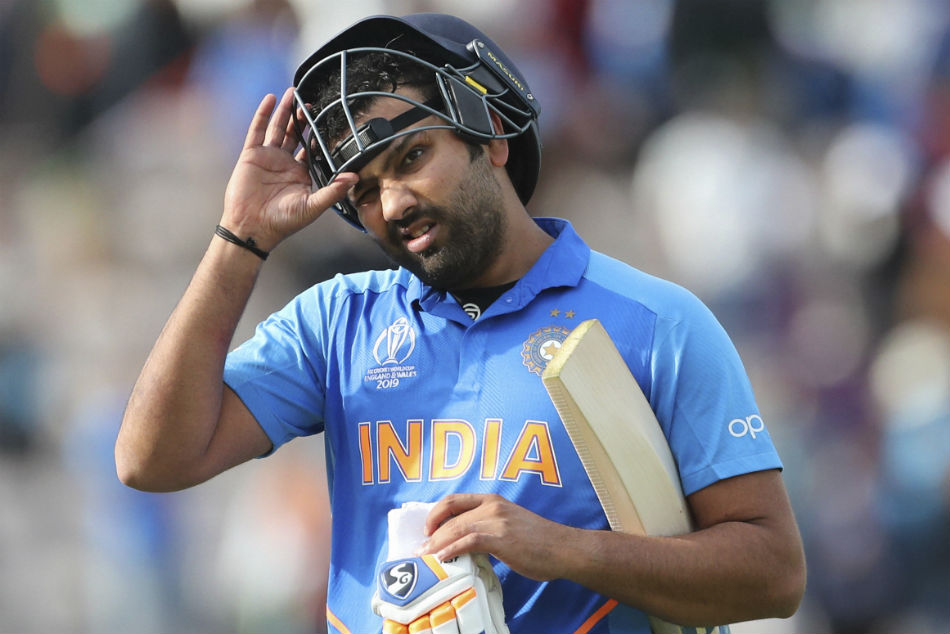 Rohit Sharma's World Cup centuries are all against green jerseys