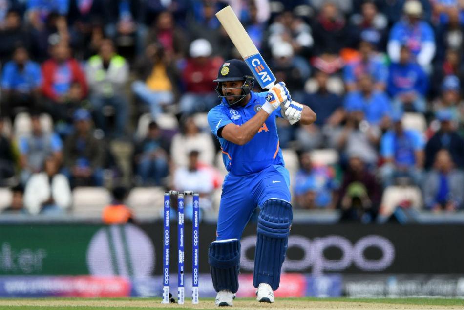 Icc World Cup 2019 Rohit Sharma Becomes Fastest To Score 2000 Odi Runs Vs Australia