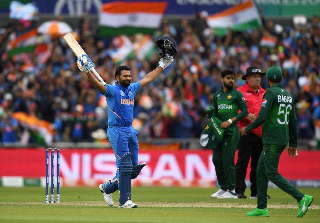 Icc World Cup 2019 India Beat Pakistan Centurion Rohit Kohli Kuldeep Yadav Shine Old Trafford