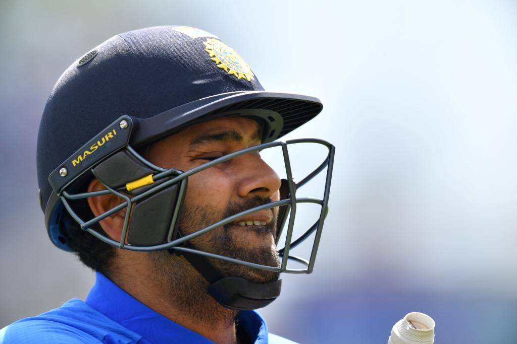 Rohit claims unwanted record