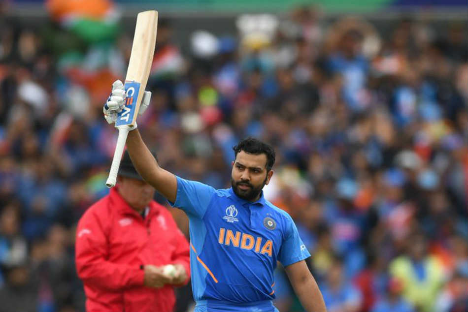 Rohit Sharma made a 140 against Pakistan