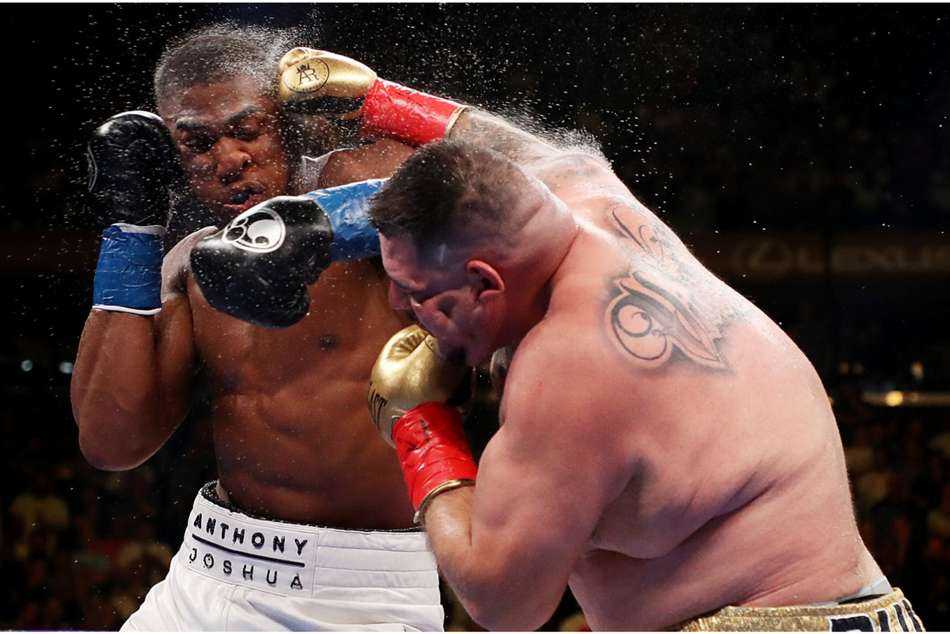 Andy Ruiz Jr massively upset the odds to down Anthony Joshua last weekend at MSG and now Steve Rolls hopes to do the same.