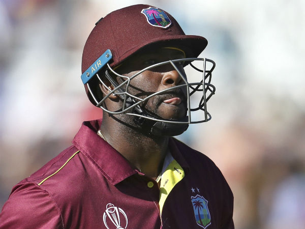 Andre Russell failed to fire