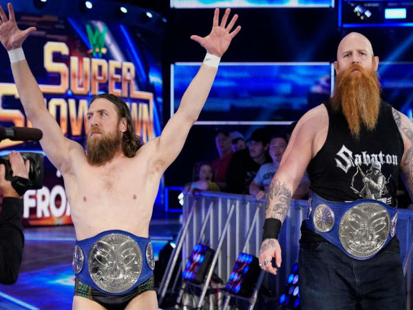 Bryan and Rowan's title defence