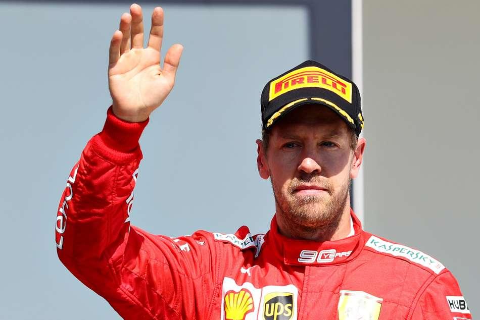 Sebastian Vettel Penalty Ferrari Appeal Canadian Grand Prix F