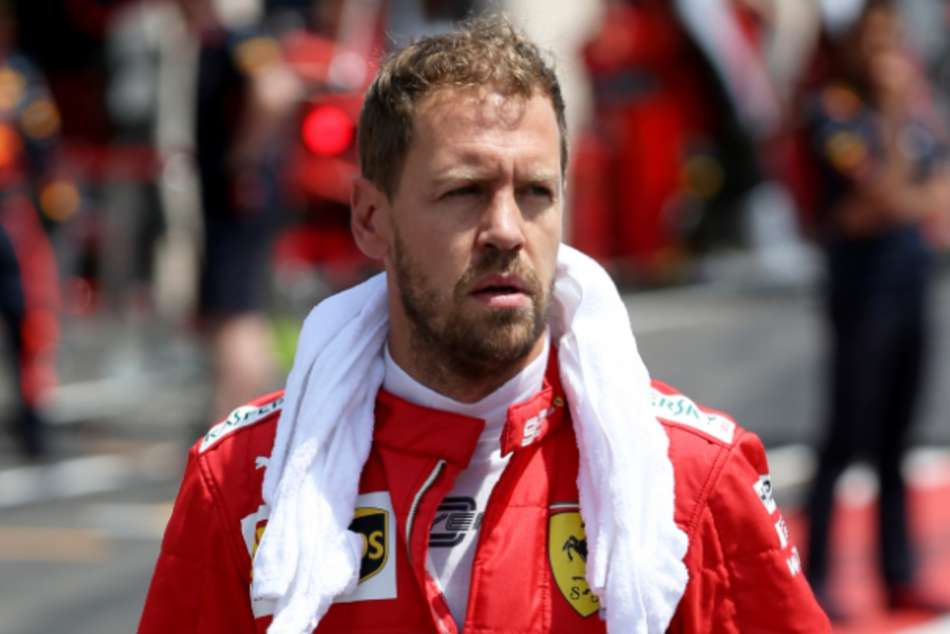 Formula One Ferrari Failed French Grand Prix Sebastian Vettel Mercedes