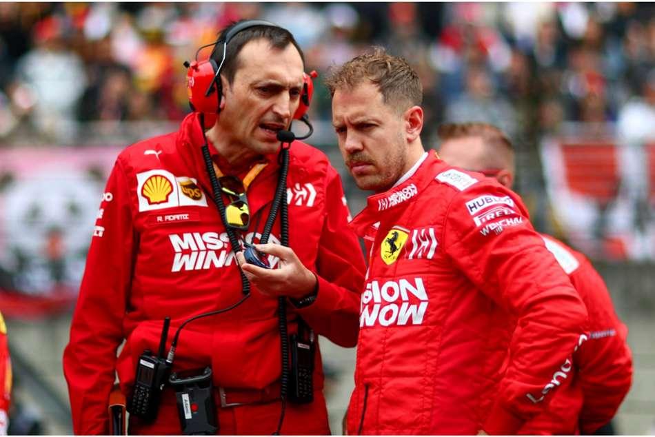F1 Raceweek Sebastian Vettel Ferrari Canada 2019 Preview