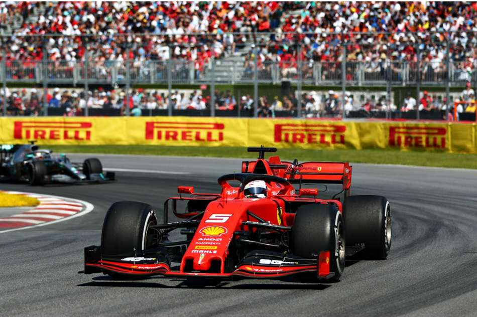 F1 Raceweek Ferrari Nothing Impossible French Grand Prix