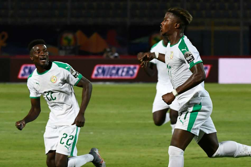 Senegal 2 Tanzania 0 Balde Diatta On Target In Routine Afcon Win