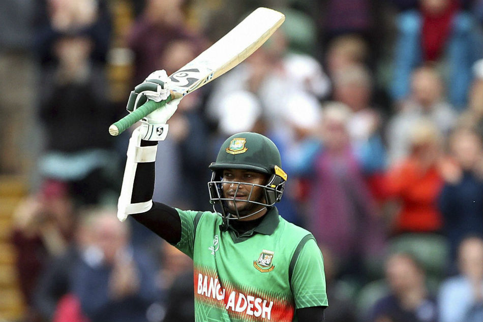 ICC World Cup 2019: Shakib Al Hasan: Has he already become the player of the tournament?
