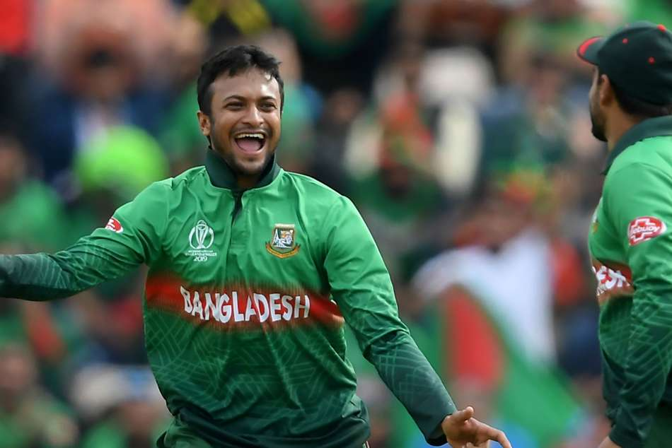 ICC World Cup 2019: Stupendous Shakib torments Afghanistan