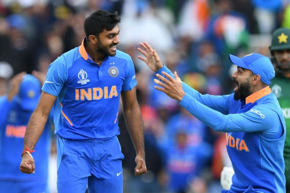 ICC World Cup 2019: Vijay Shankar joins exclusive club