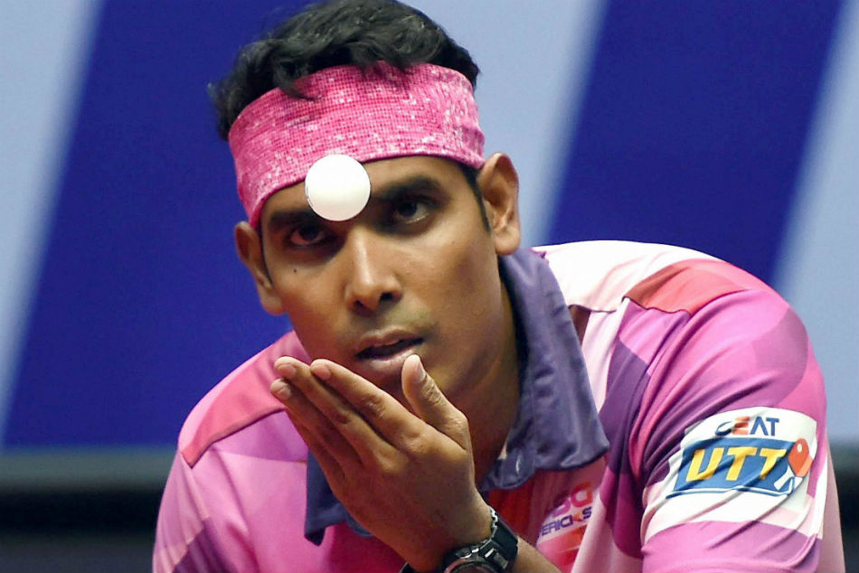 Ultimate Table Tennis: Sharath, Manika picked up by Chennai Lions and RP-SG in UTT Player Draft