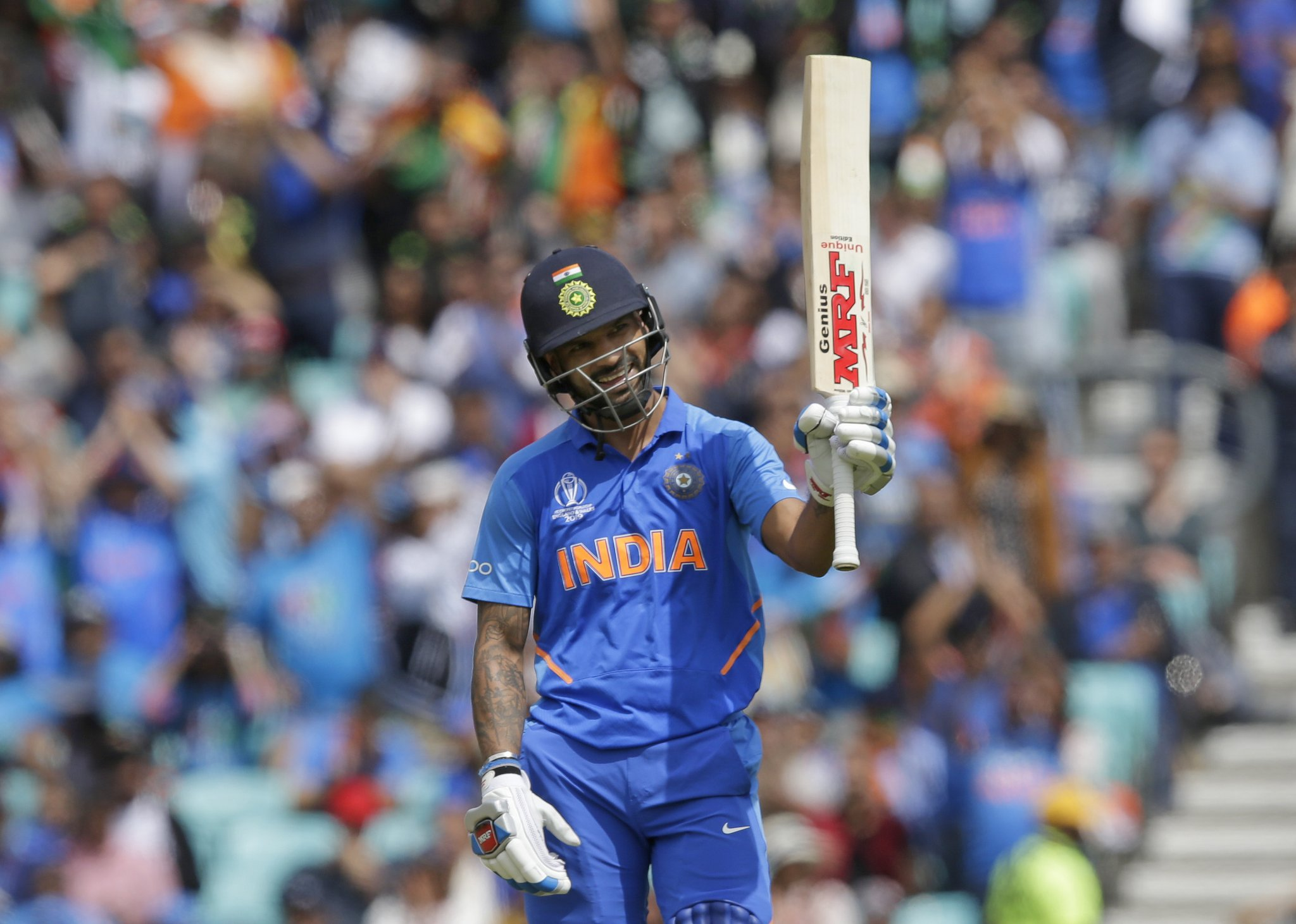 ICC World Cup 2019: Shikhar Dhawan's loss won't derail India's campaign, opines Mike Hussey