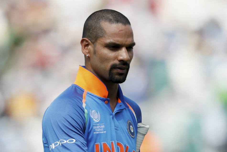 Icc World Cup 2019 Gavaskar Pietersen Want Pant In If Dhawan Ruled Out Gambhir Calls For Rayudu