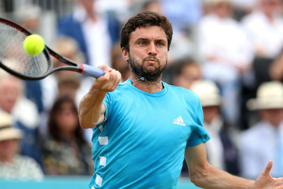Andy Murray Out Of Doubles Eastbourne International Gilles Simon Through