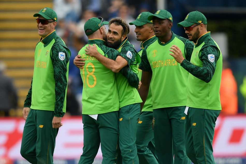 Cricket World Cup This Week South Africa Face New Zealand Pakistan
