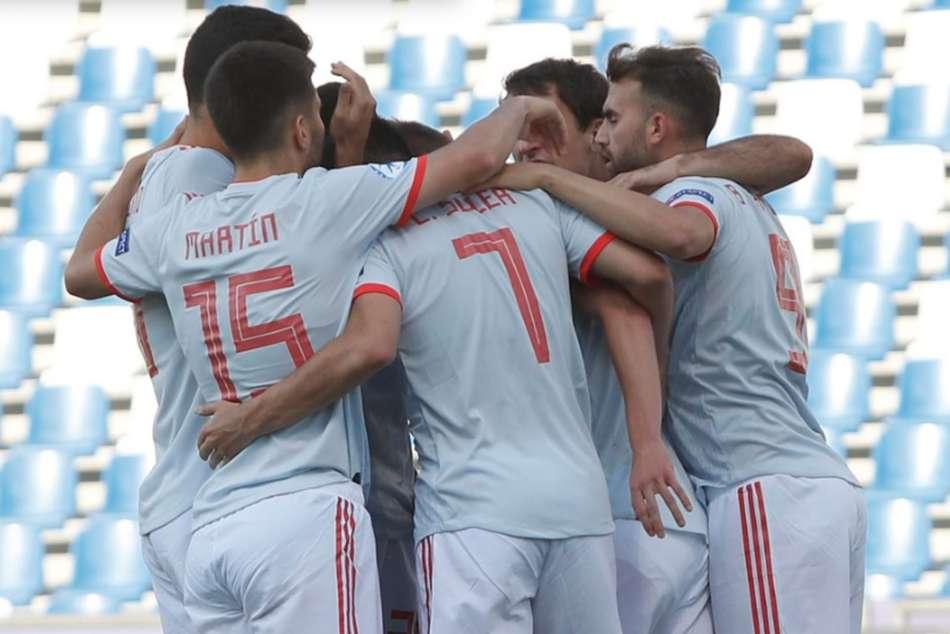 European Under 21 Championship Pablo Fornals Spain Belgium Italy Poland