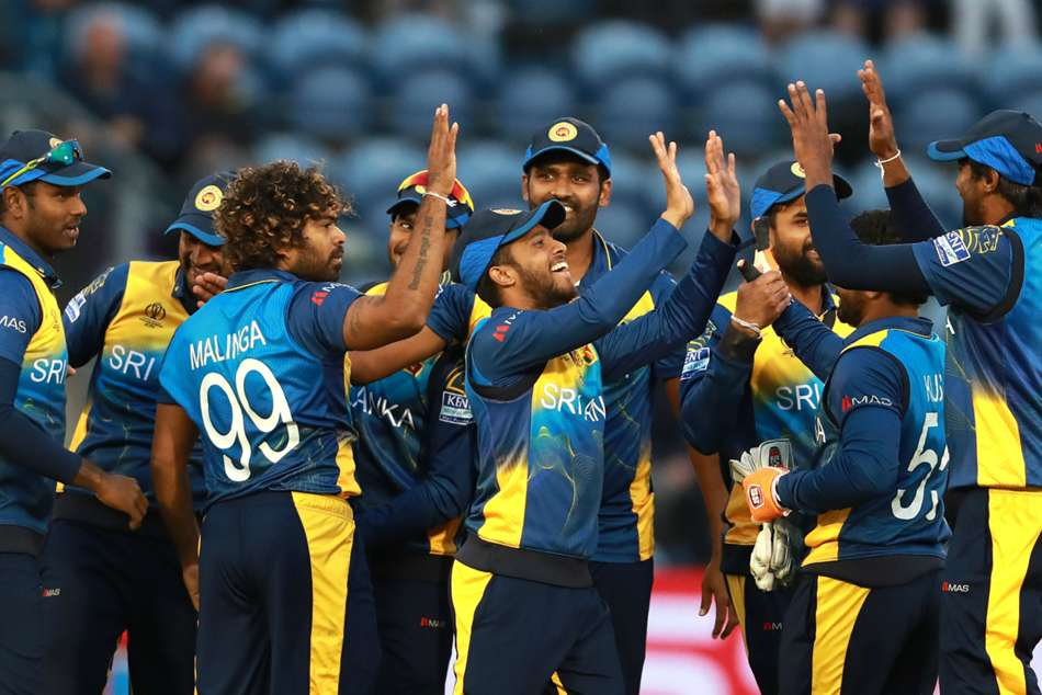 Sri Lanka Thankful After Scrappy Icc Cricket World Cup Win Over Afghanistan Cardiff Dimuth Karunaratne