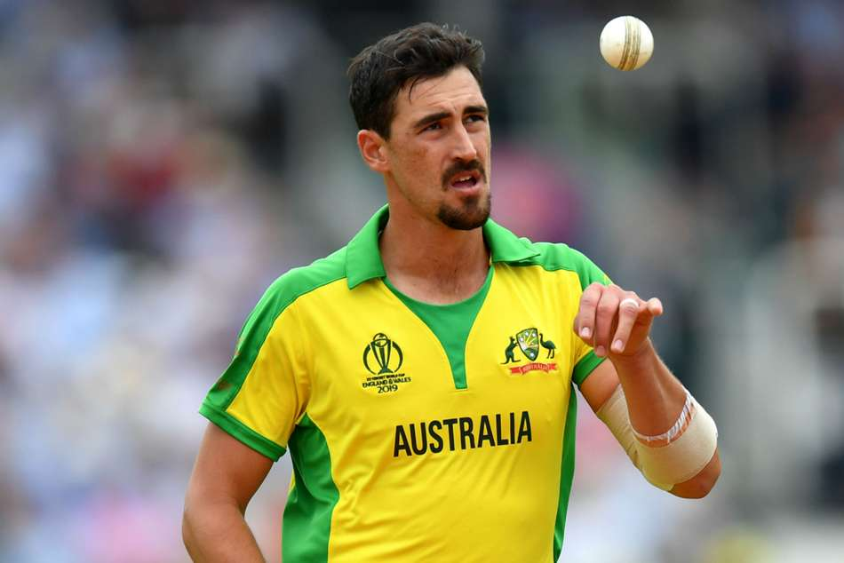 Cricket World Cup Mitchell Starc Stunning Lords Show Australia Rivals England