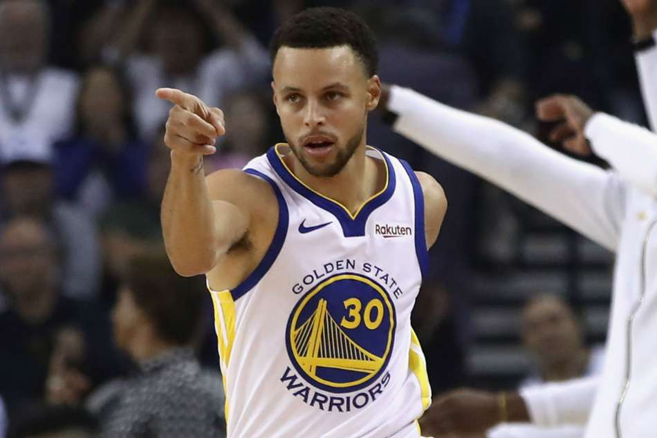 Stephen Curry 10 Years On The Warriors Star Opta Numbers Nba