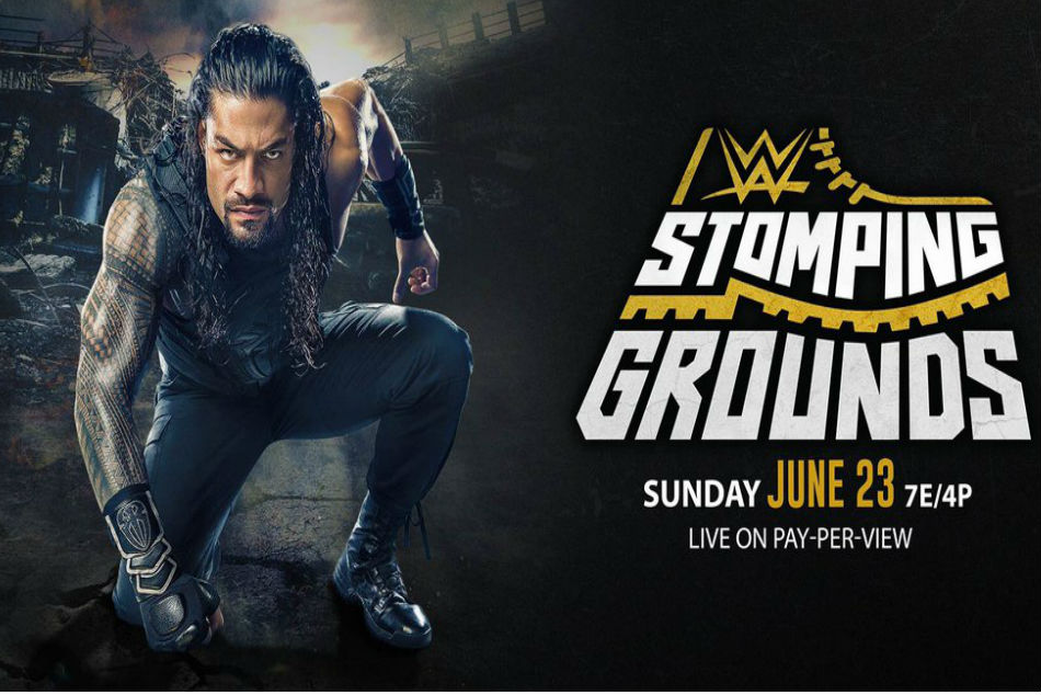 Top Five Reasons To Watch Wwe Stomping Grounds