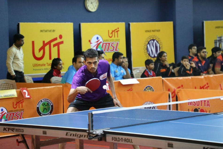Dhruv Shah Powers Warriors Into Finals Of Msl Table Tennis Tourne