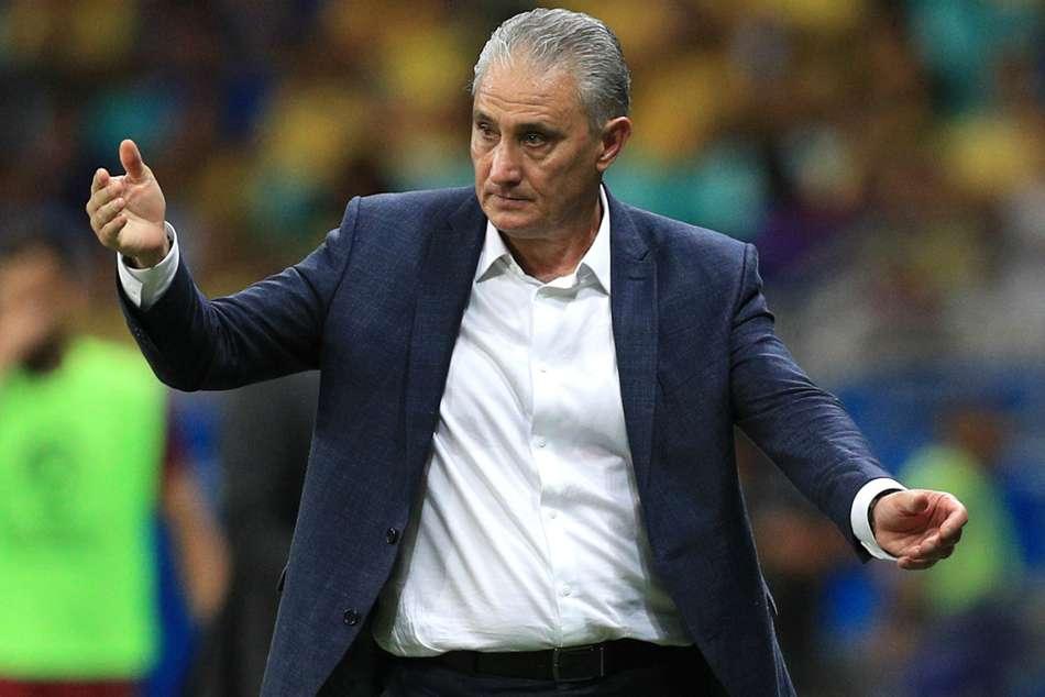Tite Var Brazil Booed Copa America