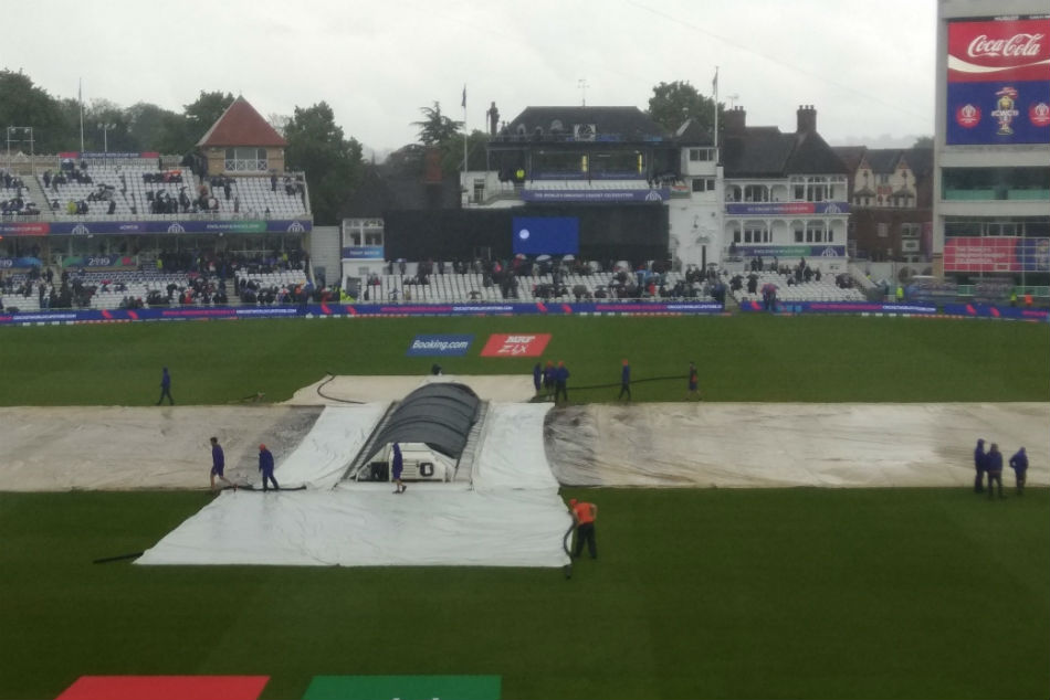 ICC Cricket World Cup 2019: India vs New Zealand: Rain washes out match at Trent Bridge, both teams get 1 point each