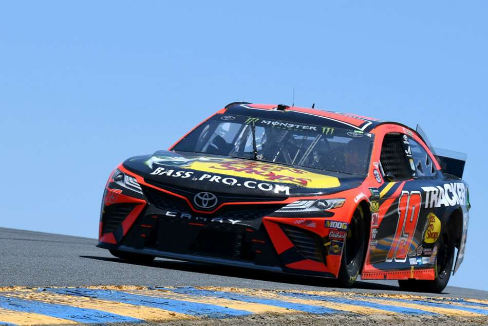 Nascar Results At Sonoma Martin Truex Jr Picks Up Another Win At Toyotasave Mart
