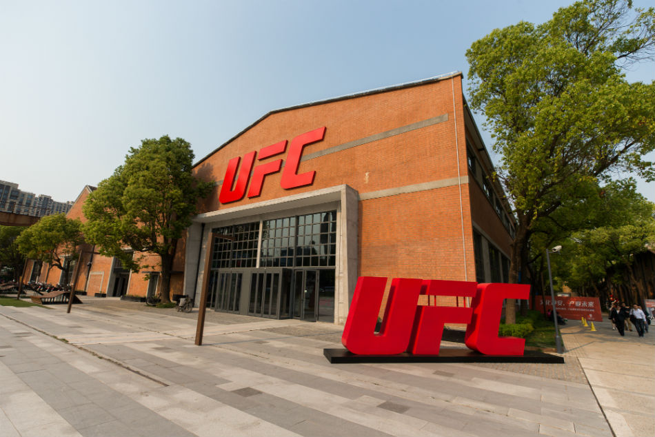 Ufc Continue Expansion In China With Series Of Historic Milestones