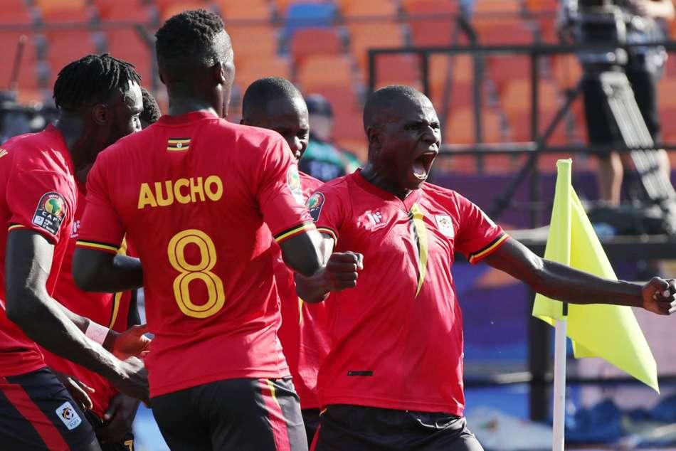 Dr Congo 0 Uganda 2 Cranes Get First Afcon Win Since