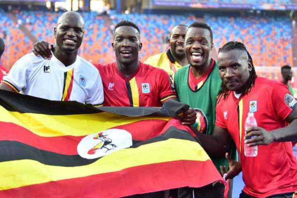 Uganda V Zimbabwe Cranes Captain Onyango Ready For Familiar Toes