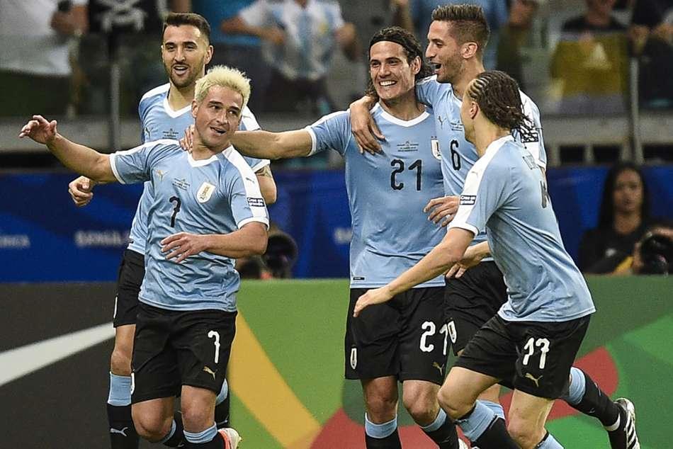 Uruguay 4 Ecuador 0: Suarez, Cavani score in Copa America rout