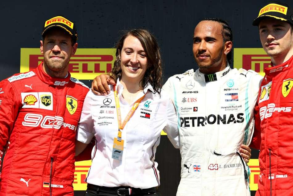 Sebastian Vettel Lewis Hamilton Boo F1 Canadian Grand Prix