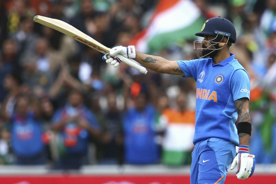 ICC World Cup 2019: Kohli smashes Tendulkars record as fastest man to 11,000 ODI runs: Twitter reacts