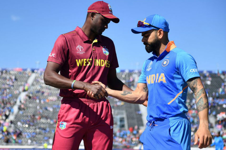 ICC World Cup 2019: India go in as No. 1 ranked ODI side against West Indies