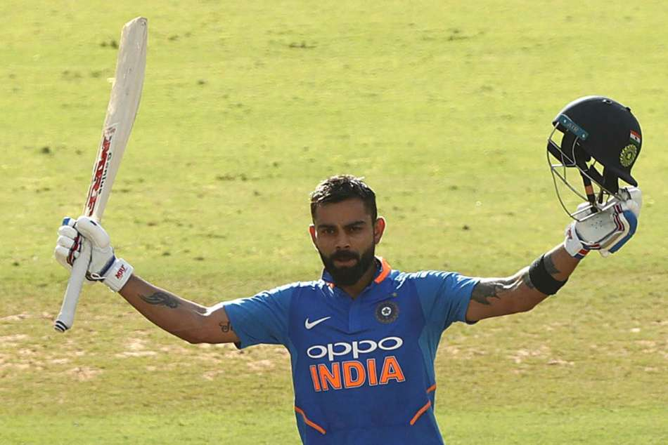 Kohli smashes Tendulkar's record as fastest man to 11,000 ODI runs