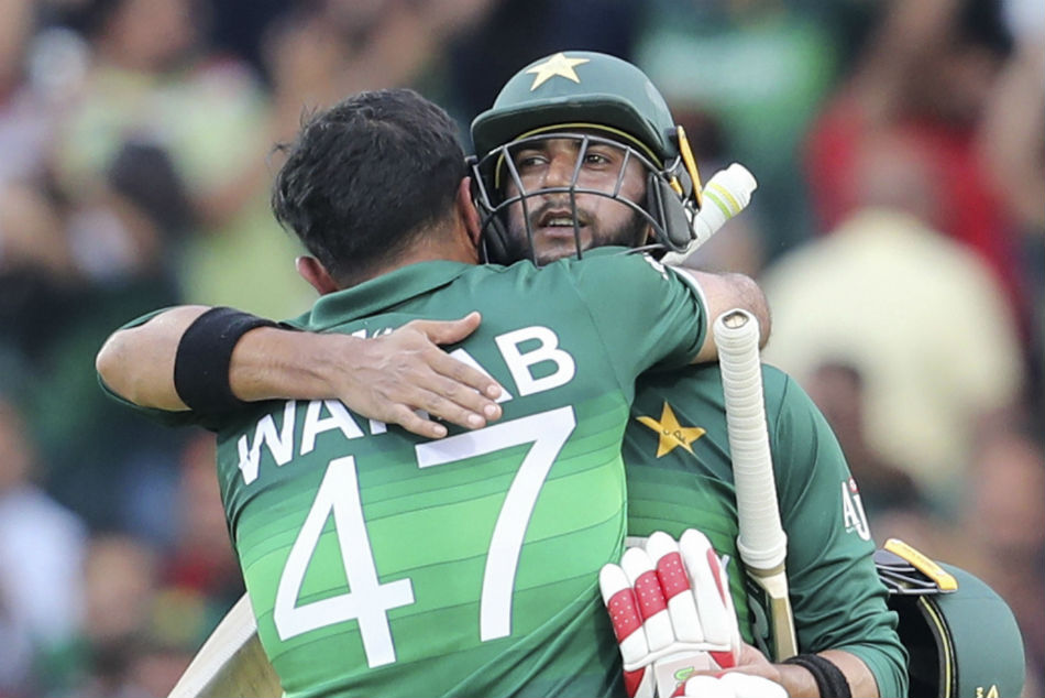 Icc World Cup 2019 Pakistan Players Don T Talk About 1992 That Much Says Wahab Riaz