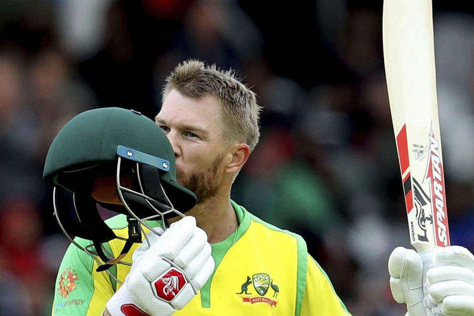 Icc World Cup 2019 David Warner Is Making Up For Lost Time