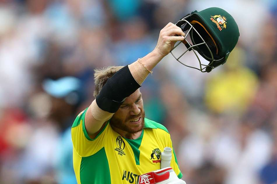 David Warner was booed by Lords crowd