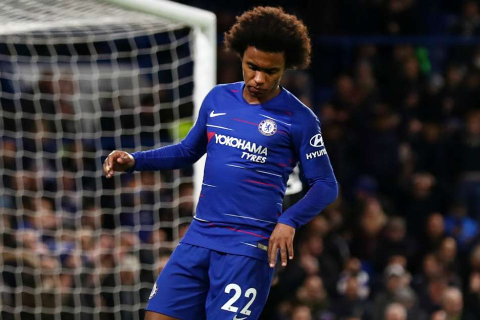 Willian and co face tricky opening day fixture away to Manchester United