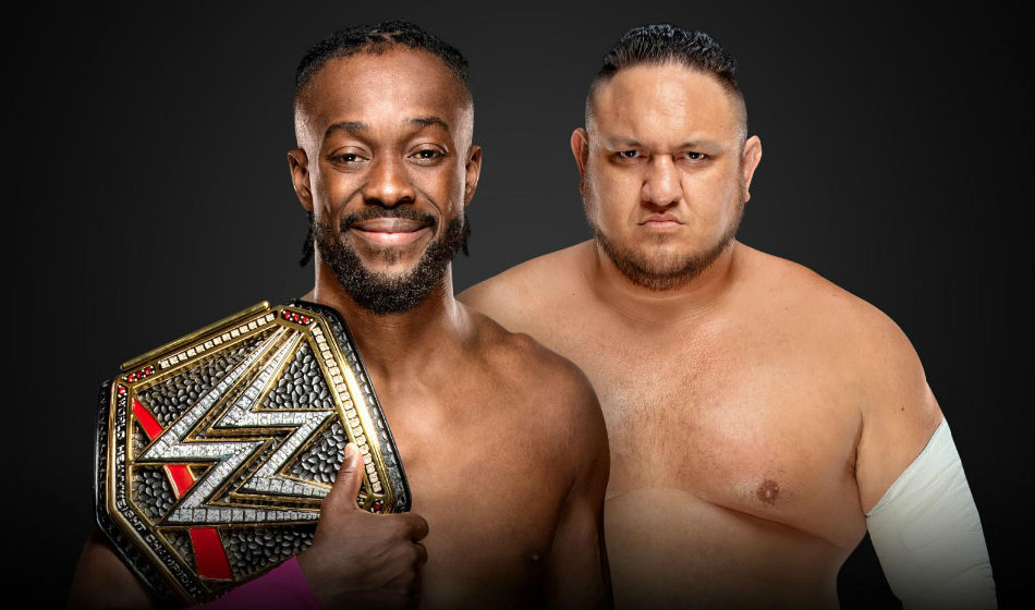 Two big championship matches announced for WWE Extreme Rules 2019