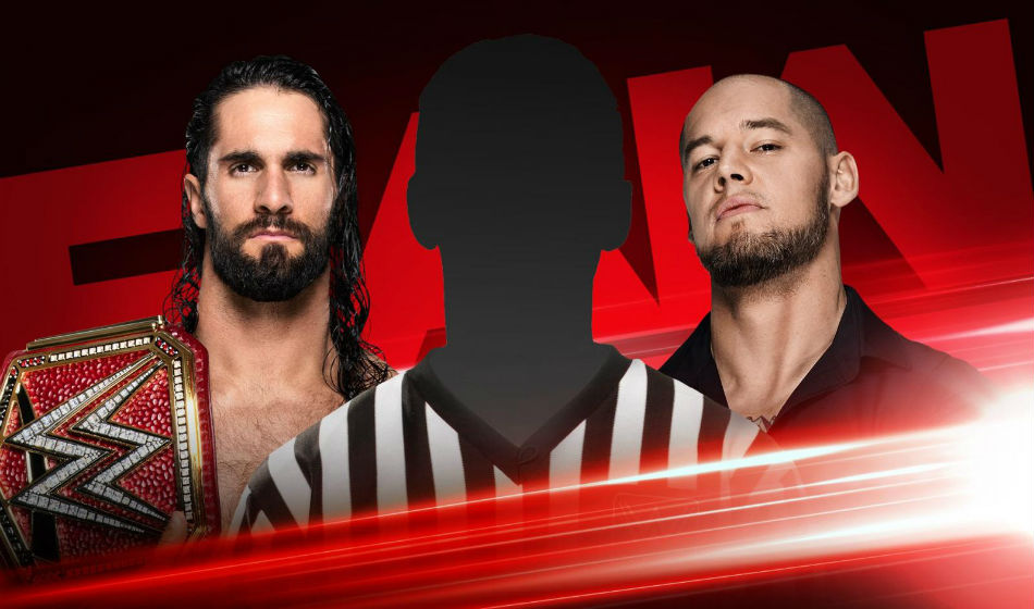 Wwe Monday Night Raw Preview And Schedule June 17