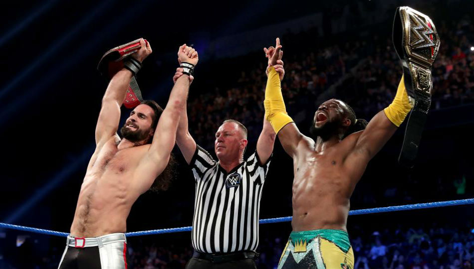 Wwe Smackdown Live Results And Highlights June 18