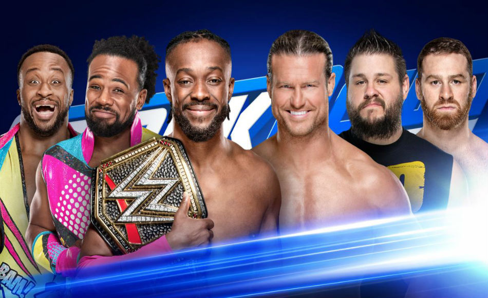Wwe Smackdown Live Preview And Schedule June 11