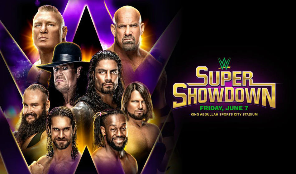 Wwe Super Showdown 2019 Preview Match Card Start Time And Where To Watch